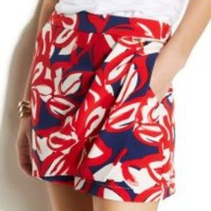 INC floral shorts skort, 2.